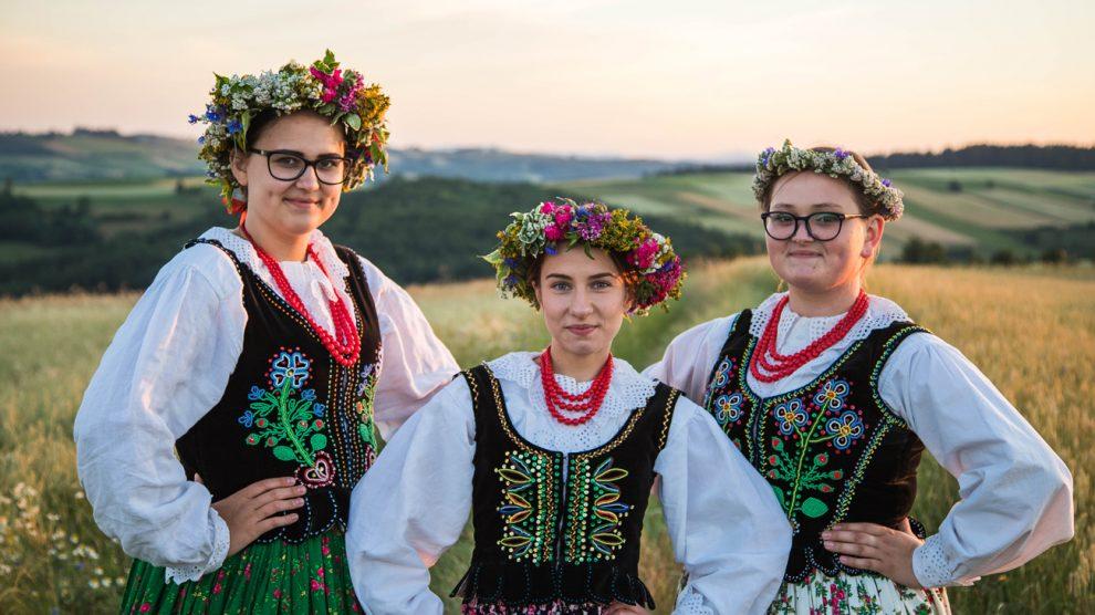"""Zaproszenie do udziału w projekcie """"Aktywna młodzież. Zakochani w folklorze"""""""